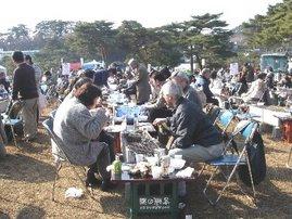 松岛牡蛎祭