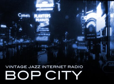 Logo of Bop City