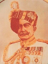 Sri.Gangasingh ji Maharaja