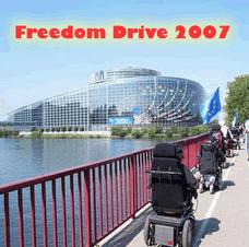Strasbourg Freedom Drive