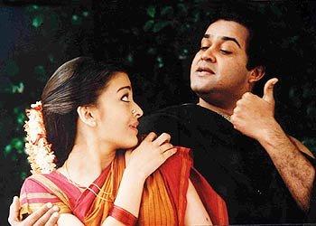 Lal With Ishwarya Rai