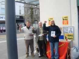 SSP Street Stall Dumbarton
