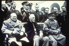 Conferencia de Yalta (1945)