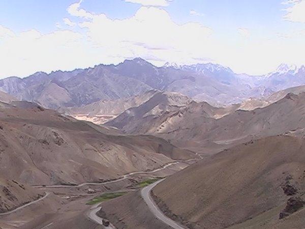 Kargil - Leh road...