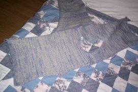 24 novembre 2006 : Nouveau pull