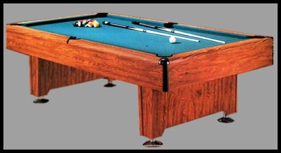 BOWMAN BILLIARDS - Showood pool table