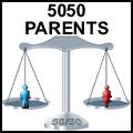 50/50 PARENTS