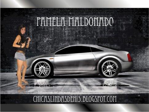 Pamela Maldonado Portada mes de Julio