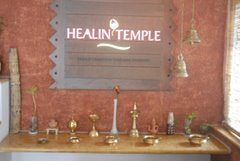 Healin&#39; Temple