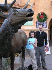 Elk, look out!!!