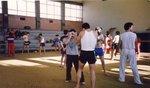 Seminario publico de Muay-Thai en Madrid 1985