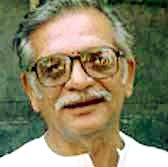 gulzar saab with his ultimate innocence
