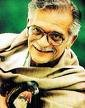 gulzar saab's glittry tranquil smile