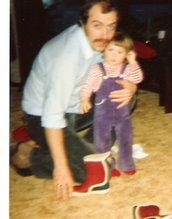 Pappa og jeg