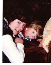 Mamma og jeg