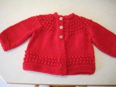 Lorraine's 5 Hour Sweater