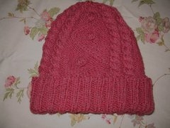 Hermione's Cable Bobble Hat-Karlee