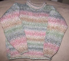 Awesome Ewe Sweater-Clare