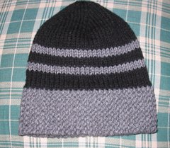 Double Thickness Brim Hat-Eric