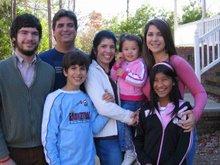 Lidia's family