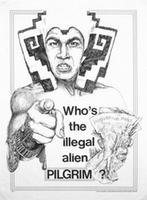 Pilgrim: Illegal Immigrant