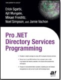Pro .NET Directory Services Programming