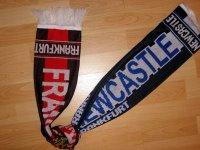 Eintracht Frankfurt  - Newcastle United