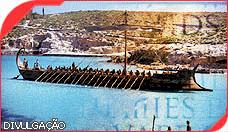 Barco grego