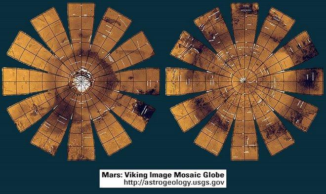 Esfera de Marte