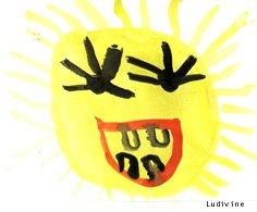 il sole come lo vedo io