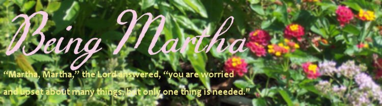 Being Martha