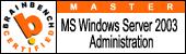 Master 2003 Server Admin
