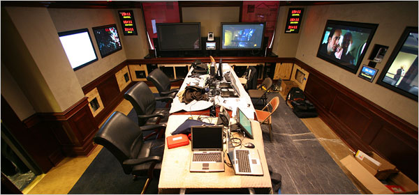 In Service from 27th December 2006,Re-fitted White House Situation Room