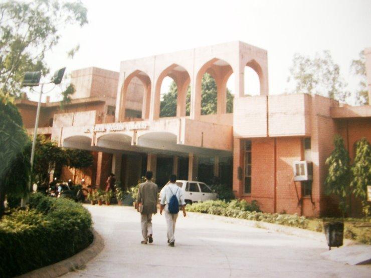 Dr.Zakir Hussain Library