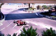 Monaco GP 1987
