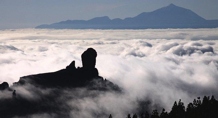 Desde Canarias una tierra mágica