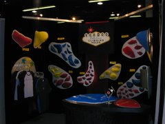 VooDoo Trade show booth