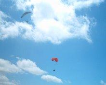 Vôolivre da sol paragliders