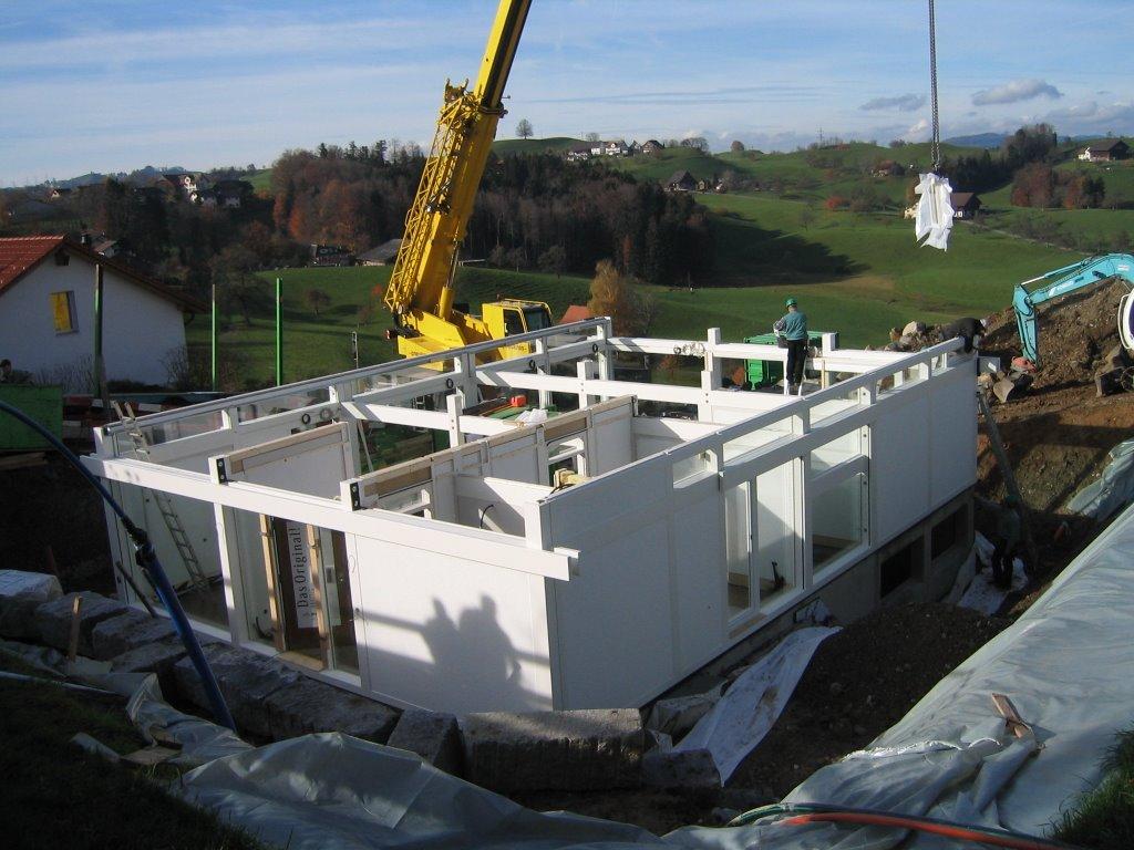 Huf Haus project blog: 11/01/2006 - 12/01/2006