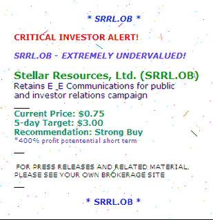 SRRL.OB - Stellar Resources