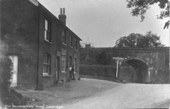 The Brickmaker's Arms, Tandridge, c 1910