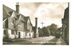 The Old Lodge, High Street