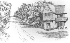 Plumbers Arms, from a sketch by R Yates