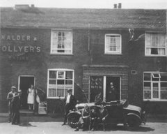 The Brickmaker's Arms, Tandridge, c 1930s