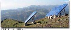 PV solar plants