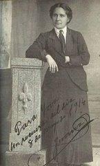 Juana Belén Gutiérrez de Mendoza, 1914