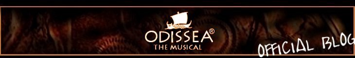 The Official ODISSEA THE MUSICAL Blog
