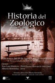 Historia del Zoológico