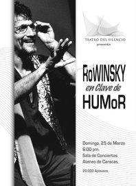 Rowinsky en Clave de Humor
