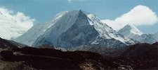 Imja Tse (Island peak) - 20,305 ft/ 6,189 m